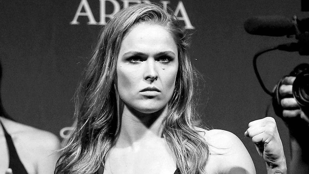 Ronda Rousey is determined to retire undefeated.