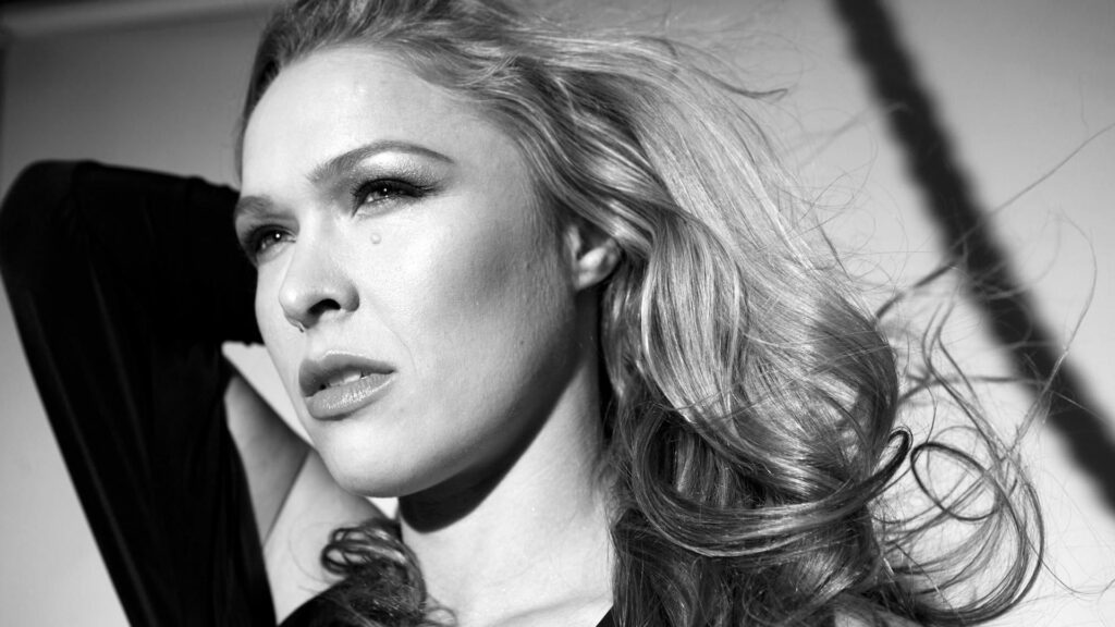 rondarousey_bnw_cover