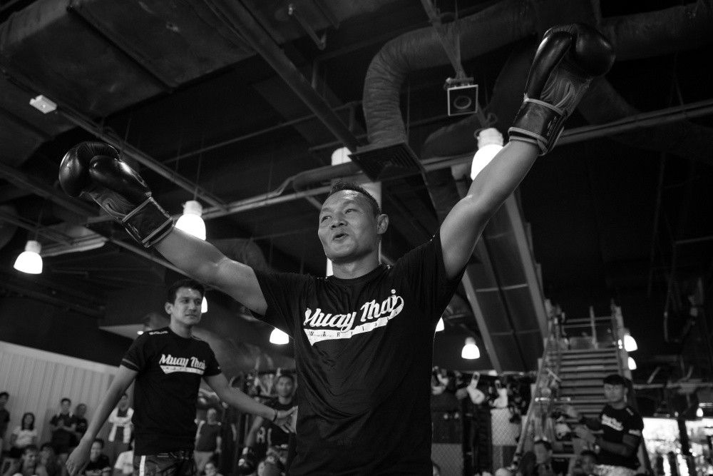 Muay Thai Legend Saenchai PKSaenchaigym is known for being one of the most technical fighters in Muay Thai today.