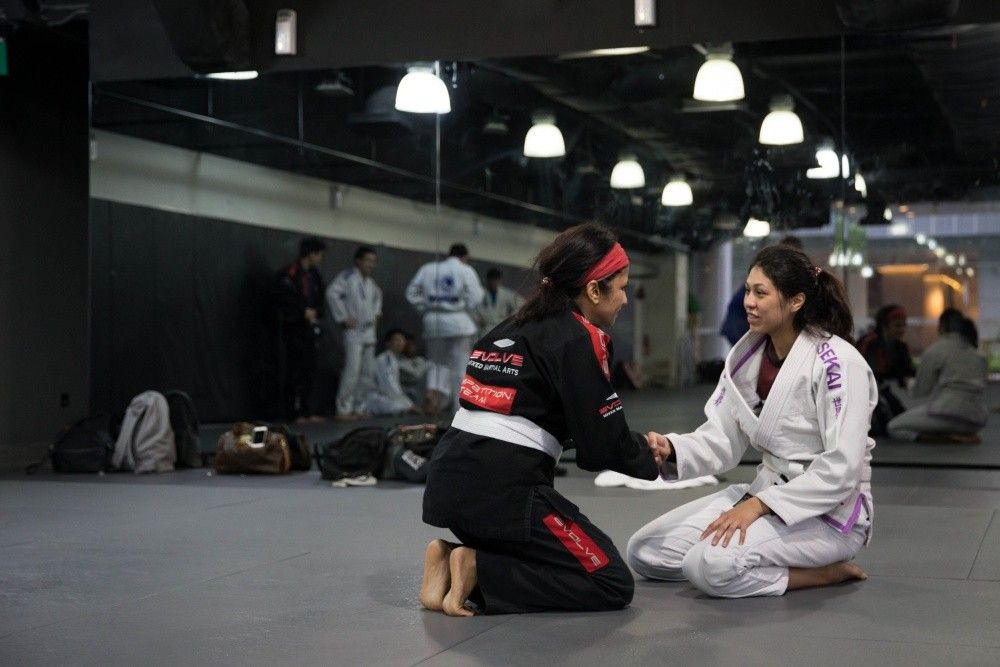 The Evolve MMA BJJ program is led by the largest and most accomplished BJJ instructor team in Asia.
