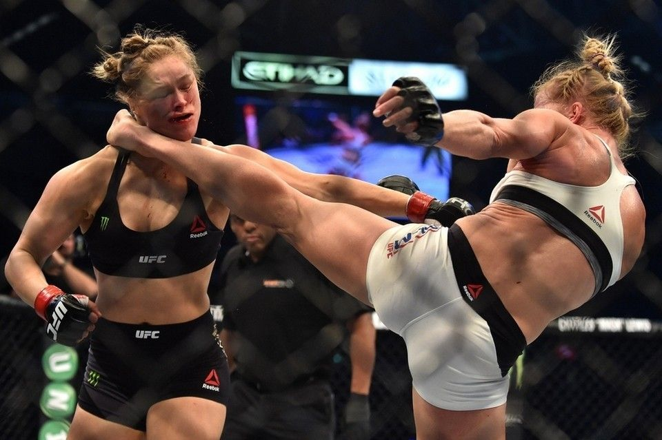 WATCH: 8 Of The Most Shocking Knockout Upsets In Combat Sports (Videos)