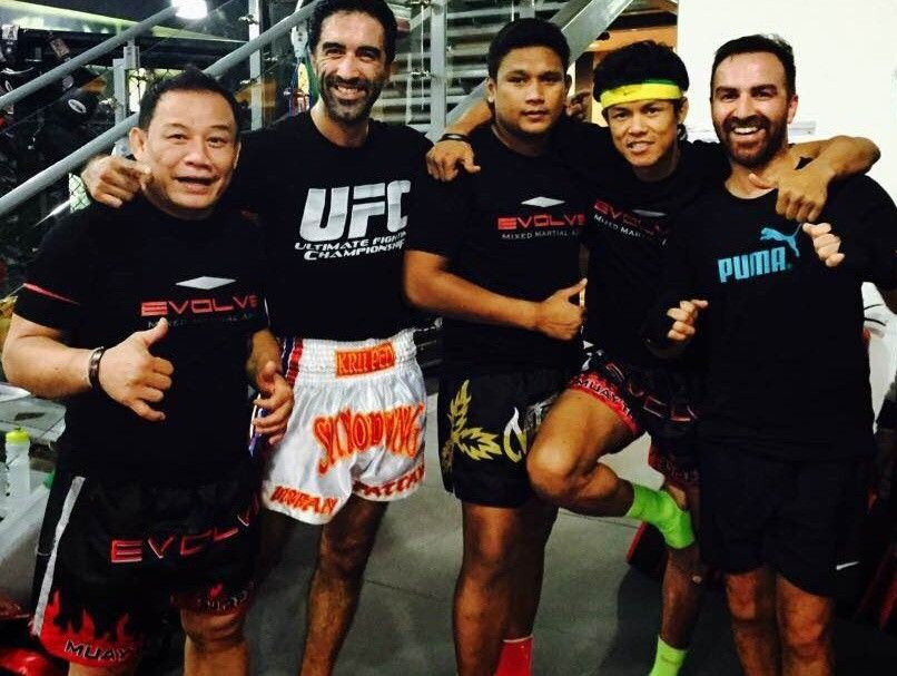 "Trainer of Muay Thai World Champions, ""Papa"" Daorung Sityodtong and multiple-time Muay Thai World Champions Nonthachai Sit-O and Orono Wor Petchpun are just some of the world-class instructors at Evolve MMA."