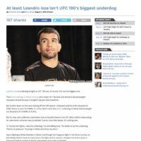MMA Junkie – Jul'15