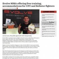 MMA Mania – Jul'15
