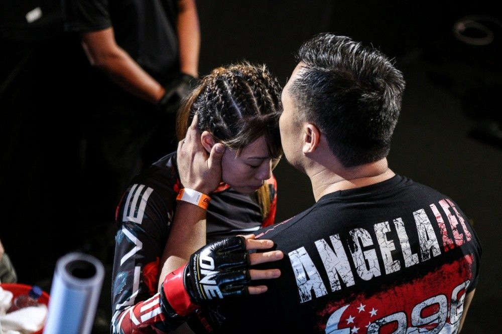 ONE Superstar Angela Lee is determined to become Singapore's first WMMA World Champion!
