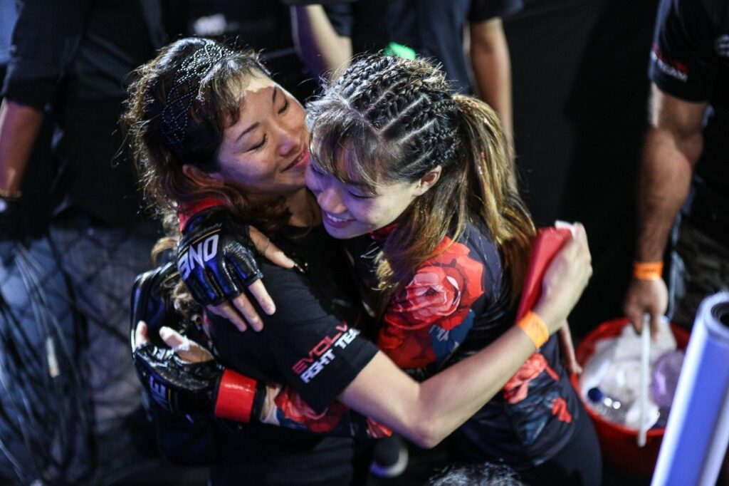 Meet The Mothers Who Made World Champions