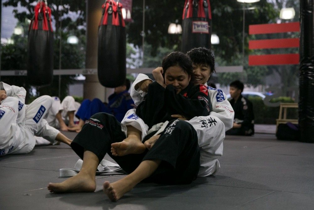 Back control is one of the most dominant positions in Brazilian Jiu-Jitsu.