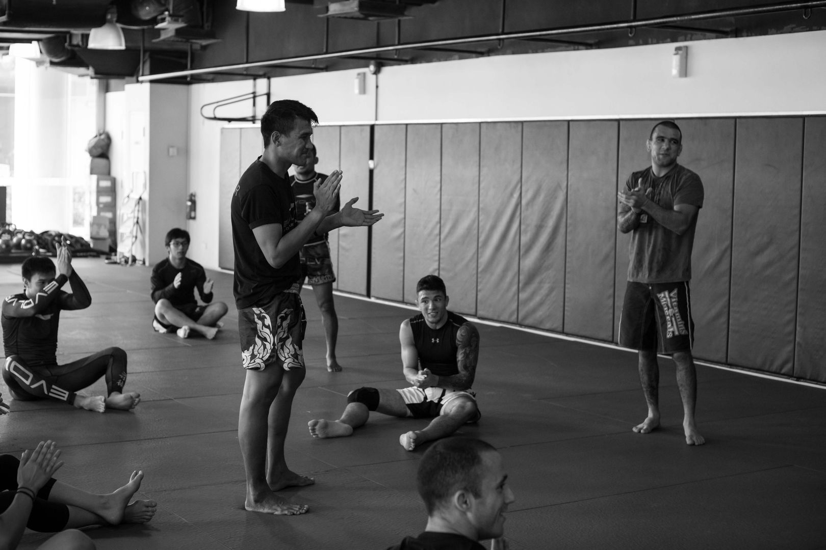 The Evolve MMA Fighters Program is the only program in Asia designed for professional fighters by World Champions in Muay Thai, Brazilian Jiu-Jitsu, Mixed Martial Arts, Boxing, Wrestling, No Gi Grappling, and more.