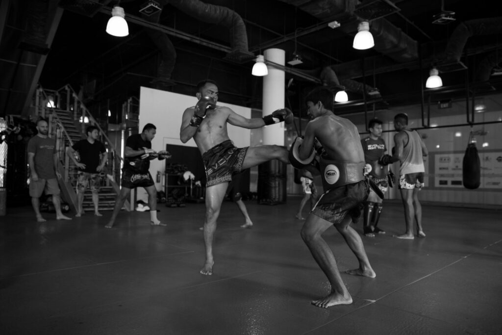 ONE Strawweight World Champion and Multiple Time Muay Thai World Champion Dejdamrong Sor Amnuaysirichoke started MMA at the age of 36.