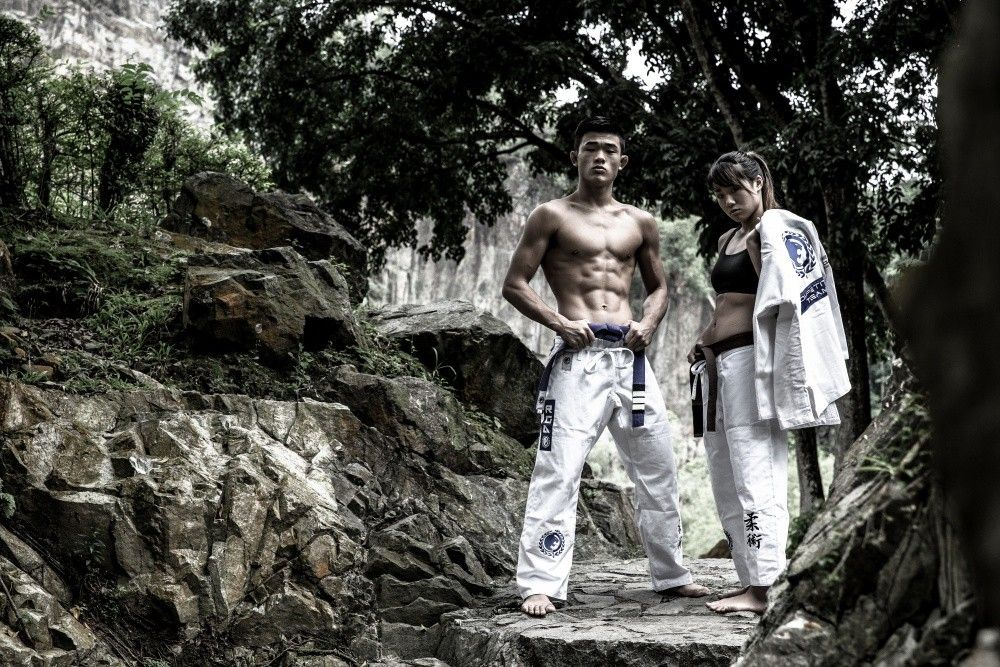 The Lee siblings have been training together since they were little kids.