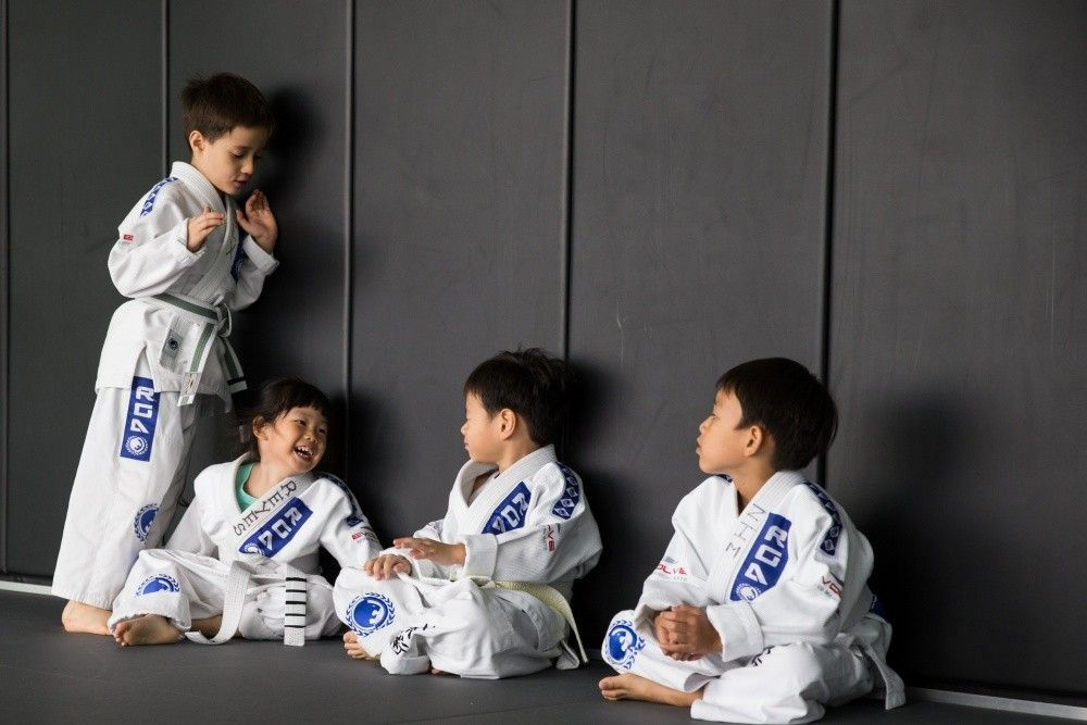 Martial arts cultivates focus and discipline in your kids.