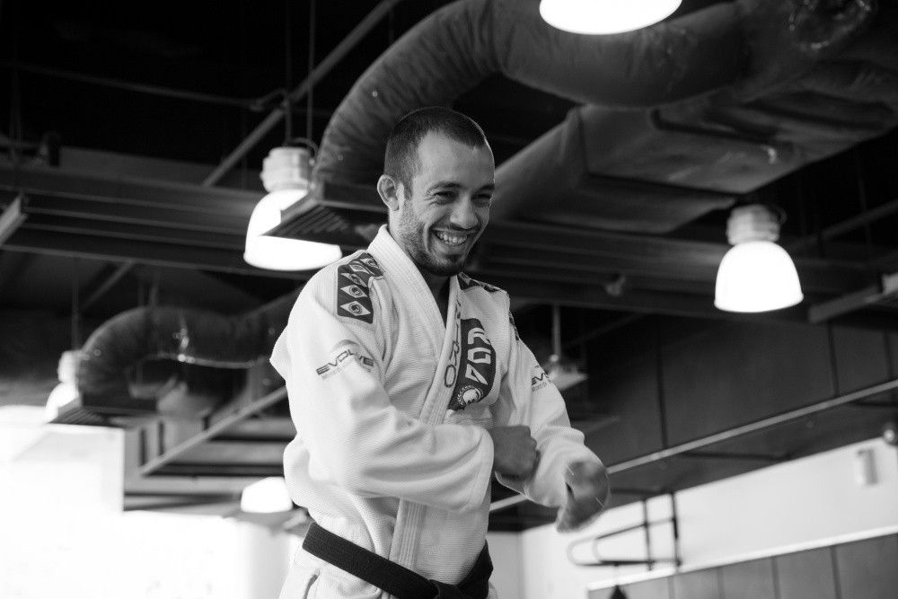Mundials World Championship Silver Medalist and ONE Superstar Almiro Barros heads Evolve MMA's Little Samurai Program.
