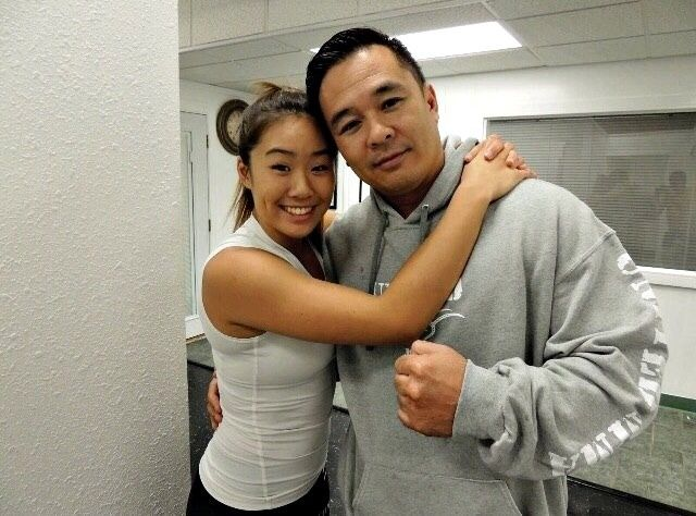 ONE Superstar Angela Lee has been training with her dad, Ken, ever since she was 3 years old.