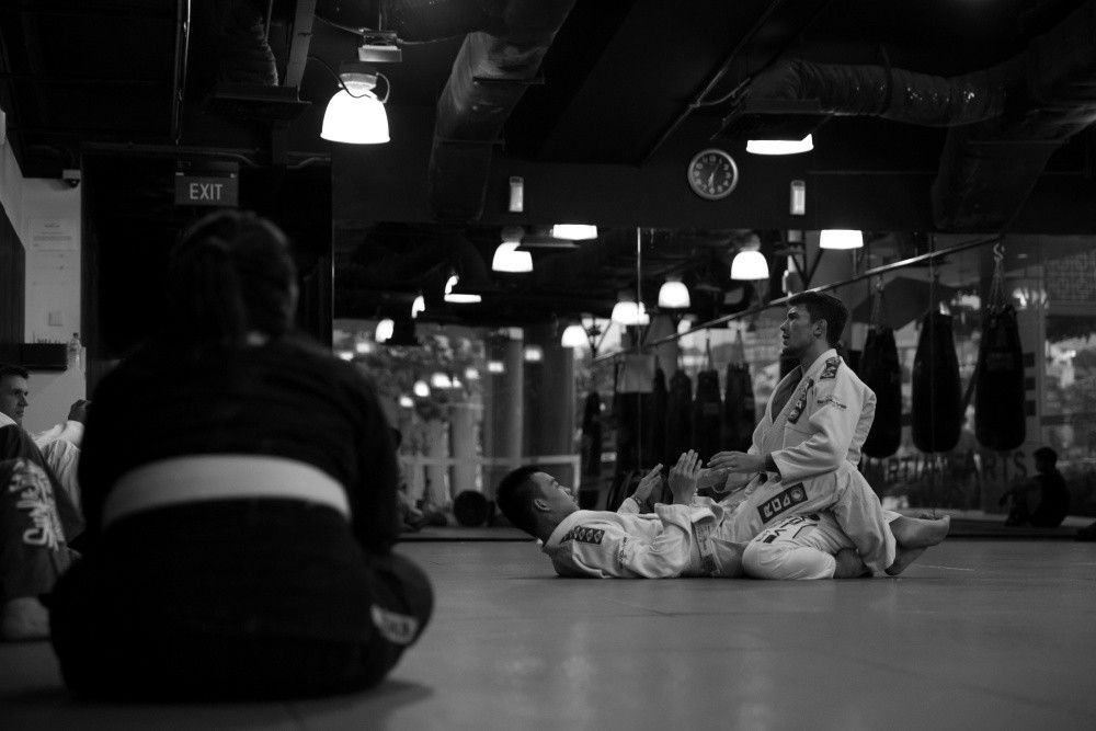Brazilian Jiu-Jitsu gives you the necessary skills to defend yourself in real life situations.