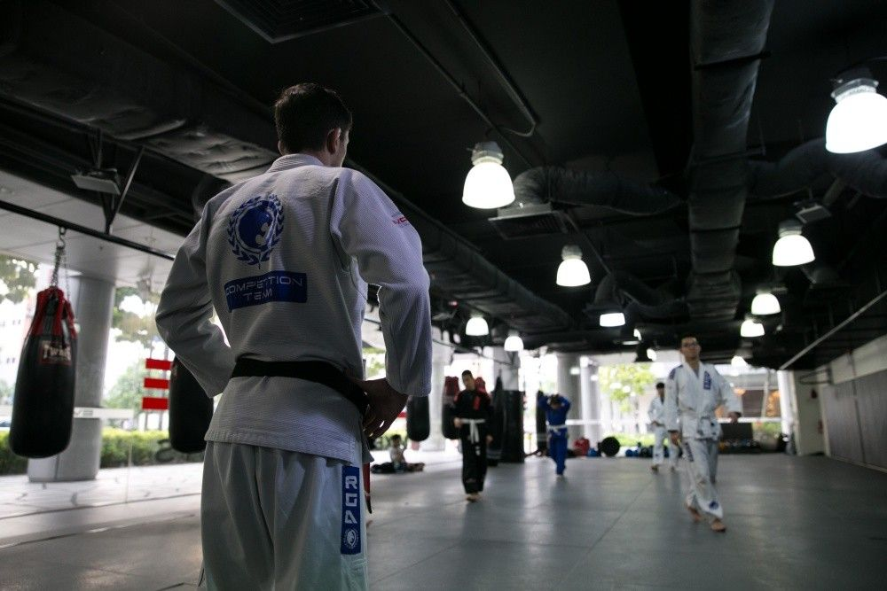 Here's Why It Takes 10 Years To Get Your Black Belt In BJJ