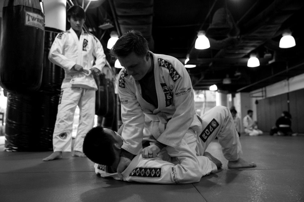 The cross choke is one of the most basic and effective submissions in BJJ.