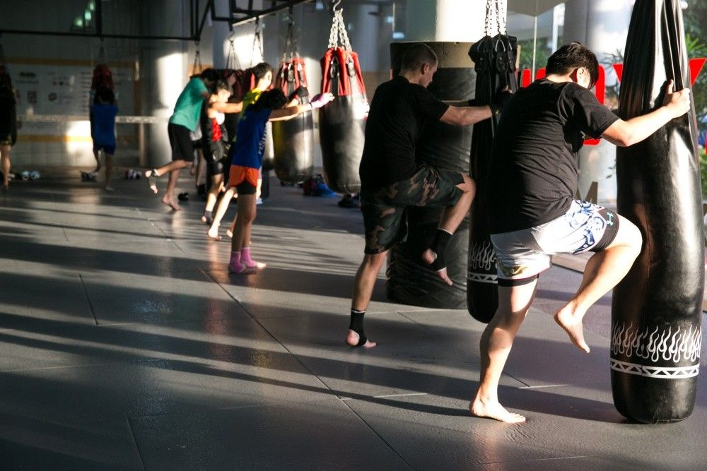 Practicing Muay Thai can surely burn unwanted body fat!