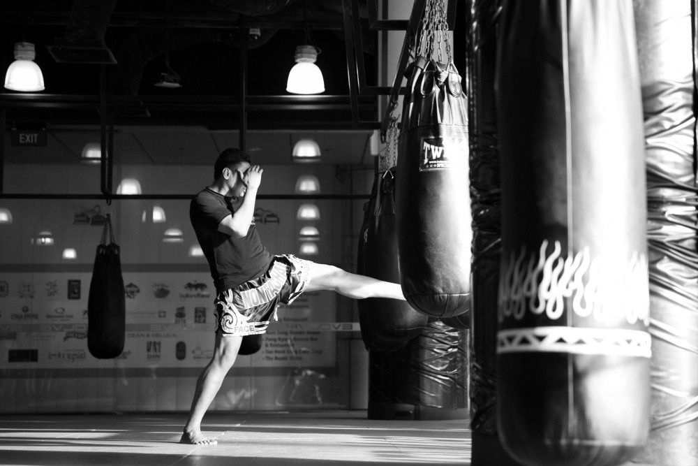 Multiple-time Muay Thai World Champion Nonthachai Sit-O is known for his beautiful technique.