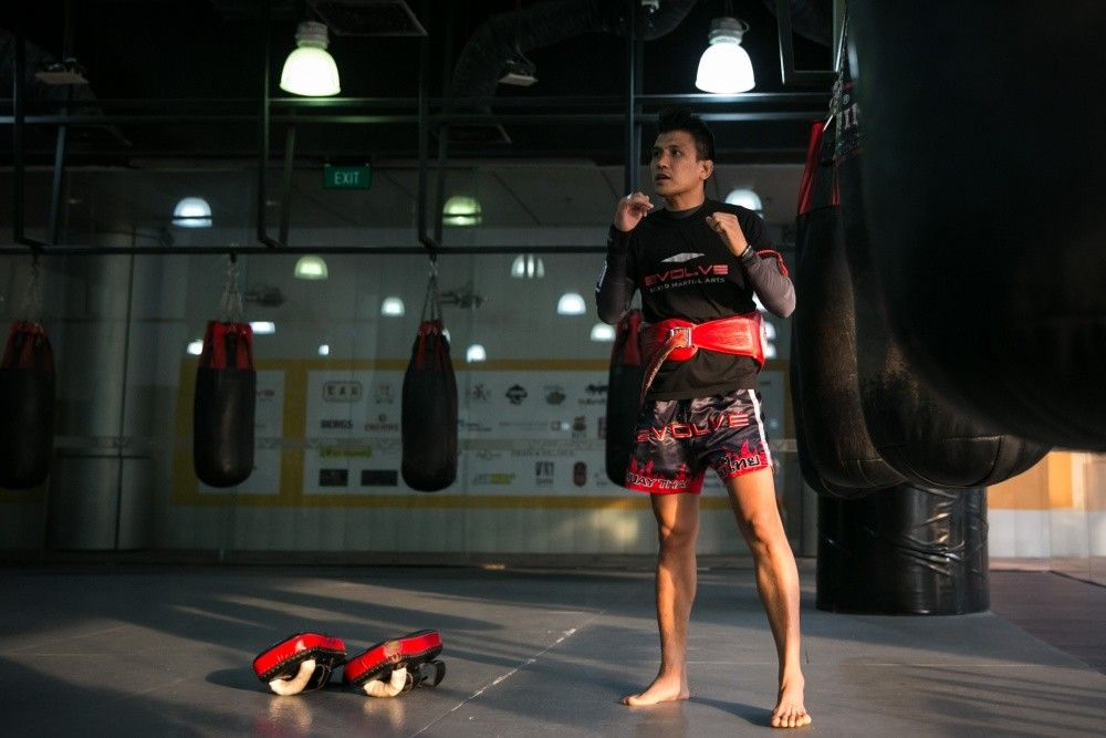Namsaknoi Yudthagarngamtorn is regarded as one of the greatest Muay Thai World Champions in history.