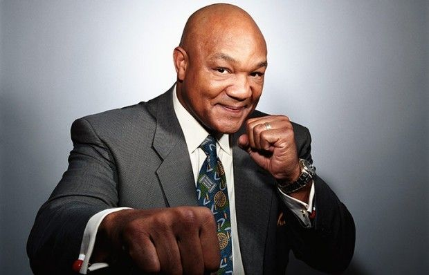 Instead of letting his troubled childhood affect his future, George Foreman took up boxing and was a gold medalist at the 1968 Olympics.