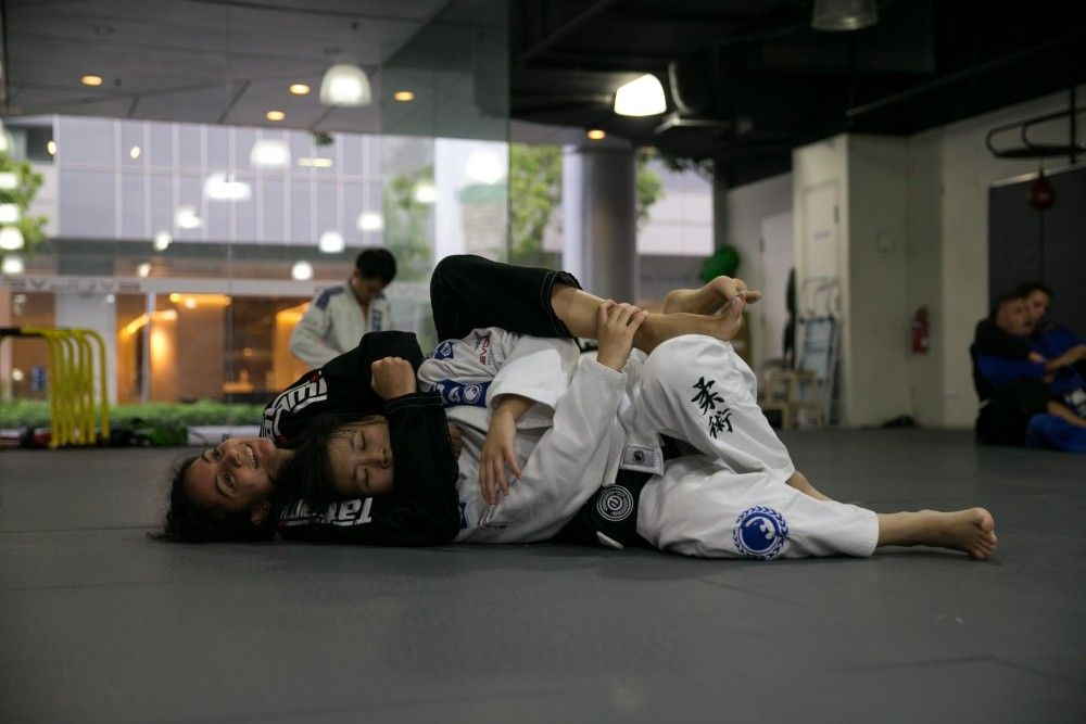 BJJ cultivates discipline and persistence in you.