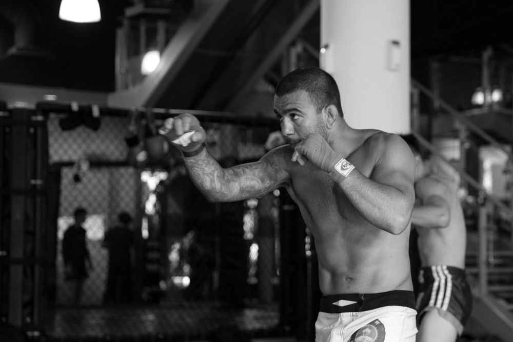 "BJJ World Champion and UFC Fighter Leandro ""Brodinho"" Issa has over 15 years of martial arts experience."