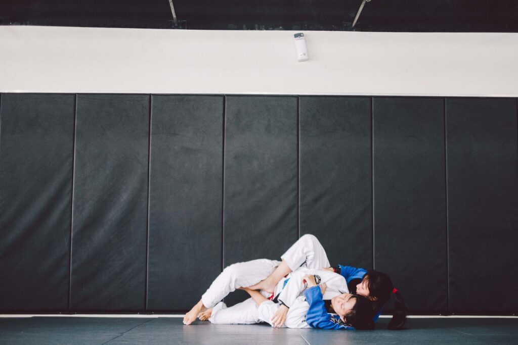 BJJ is designed to enable a smaller, weaker person to overcome a bigger, stronger opponent.