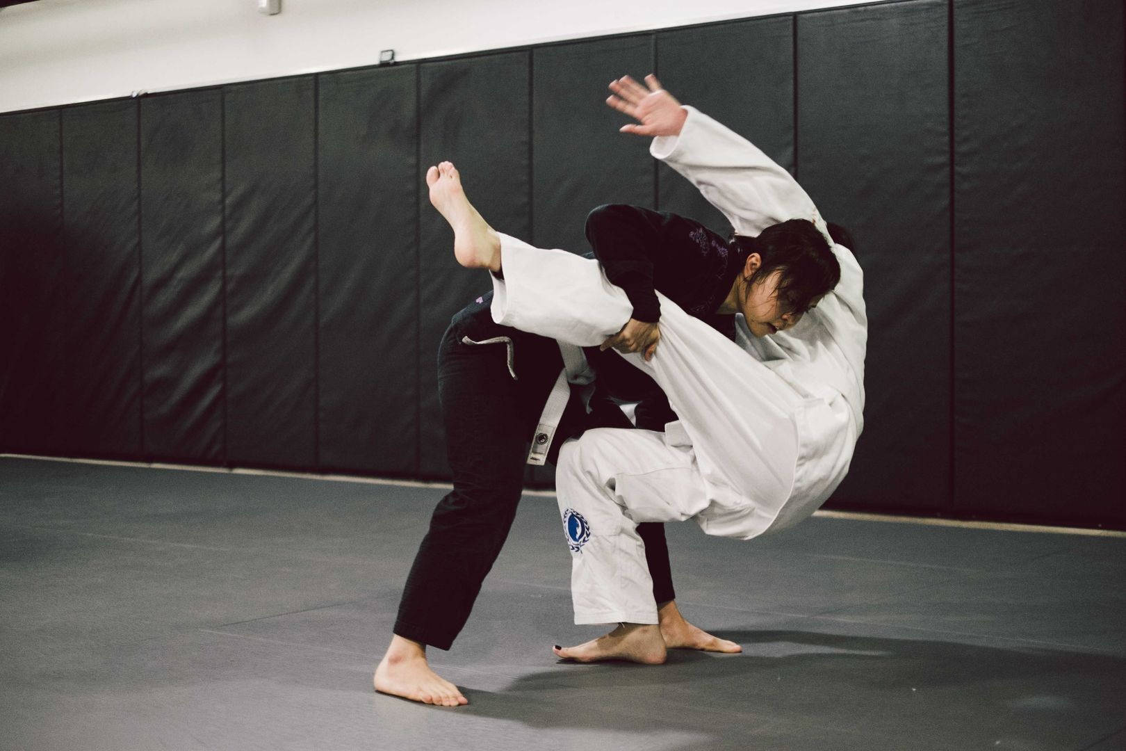BJJ is a fun, exciting full body workout.