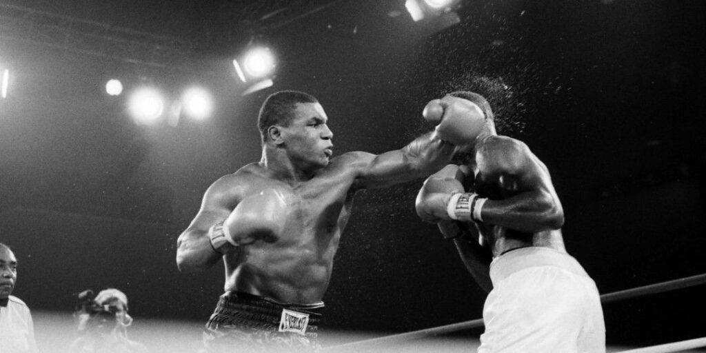 Start Your Day with Mike Tyson's 5 Fastest Knockouts (Videos)