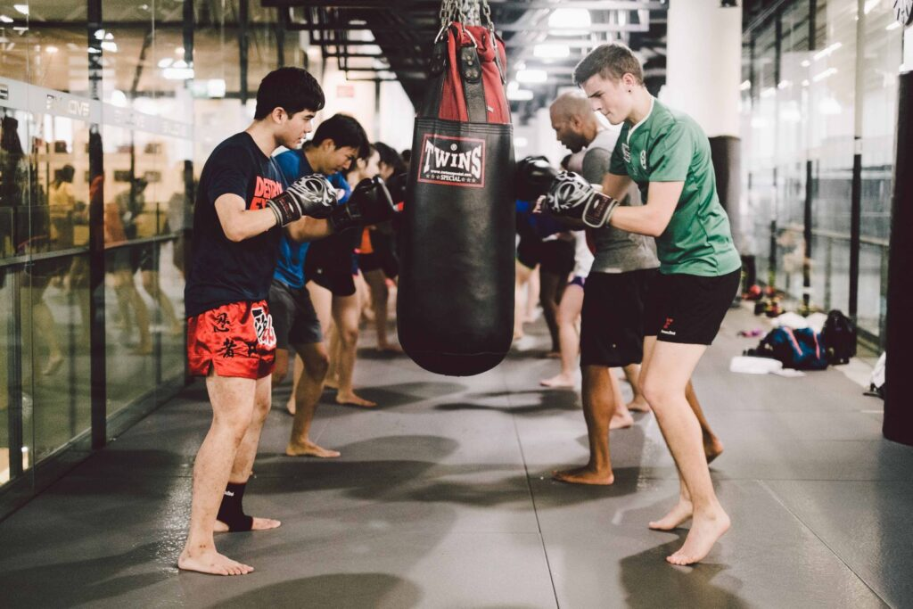 WATCH: These Drills Will Automatically Improve Your Muay Thai