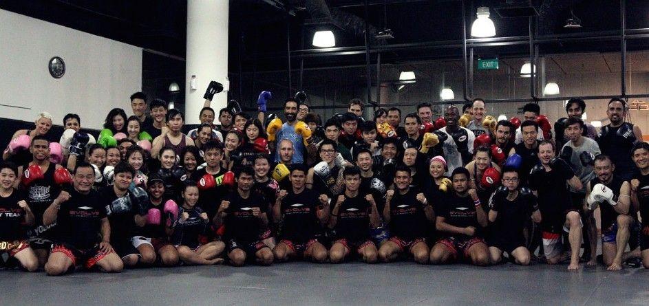 Evolve Muay Thai Seminar