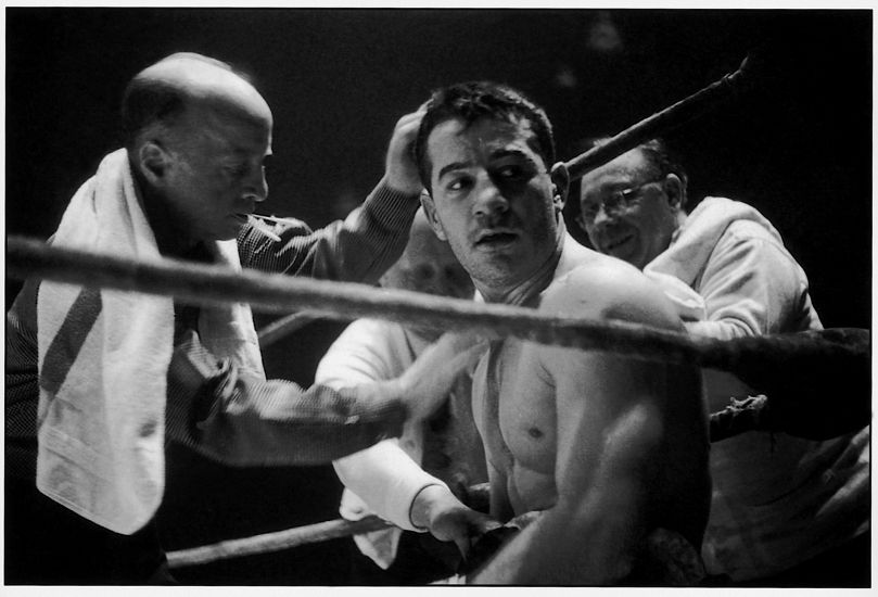 Rocky Graziano is considered one of the greatest knockout artists in boxing history.