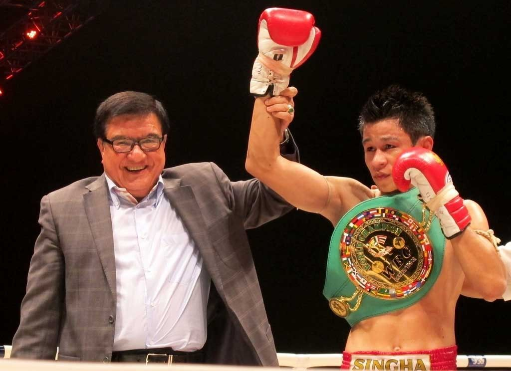 Sagetdao Petpayathai is one of the greatest Muay Thai World Champions in history.