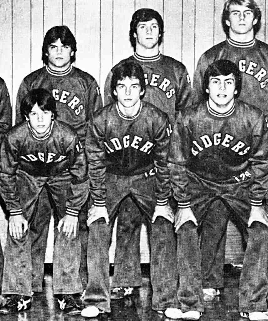 Tom Cruise was part of his high school's wrestling team.