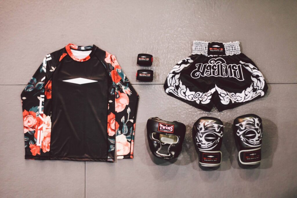 Evolve Fight Gear Workout Clothes