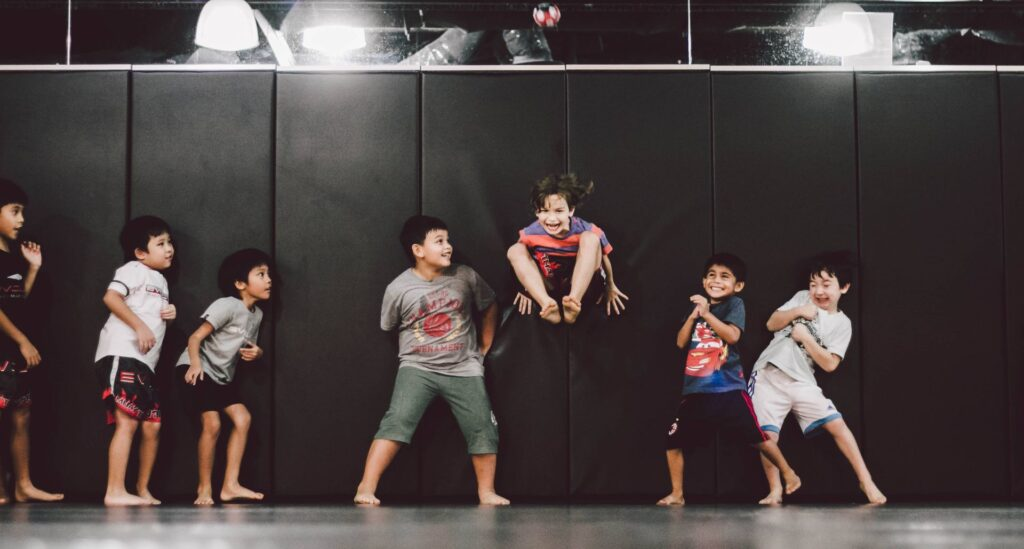 How Martial Arts is Making the World a Better Place for Kids