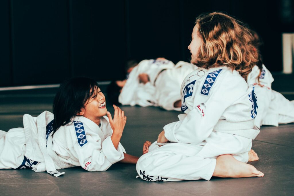 Brazilian Jiu-Jitsu (BJJ) Kids Program at Evolve MMA