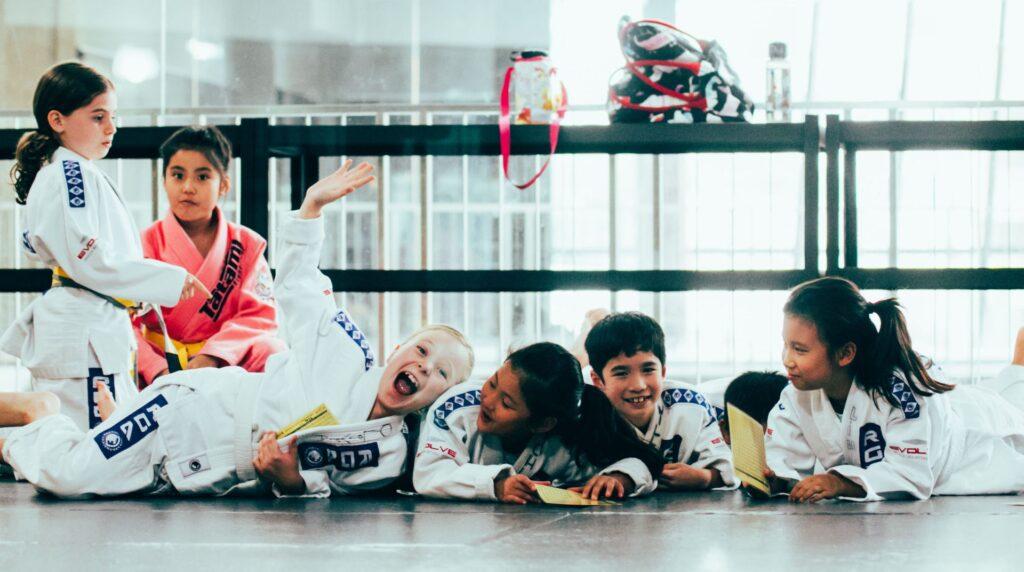 Evolve MMA Kids Program