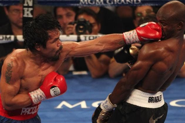 Manny Pacquiao's 5 Most Spectacular Knockouts Will Keep You on the Edge of Your Seat (Videos)