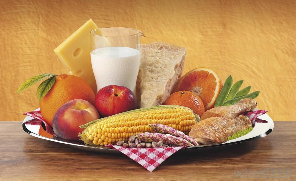 A balanced diet can protect your body from various diseases.