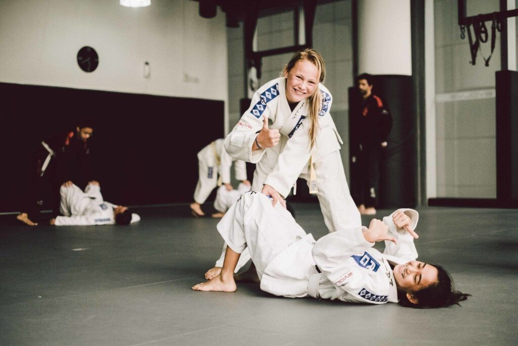 With so many techniques to learn, there's never a dull moment in BJJ!