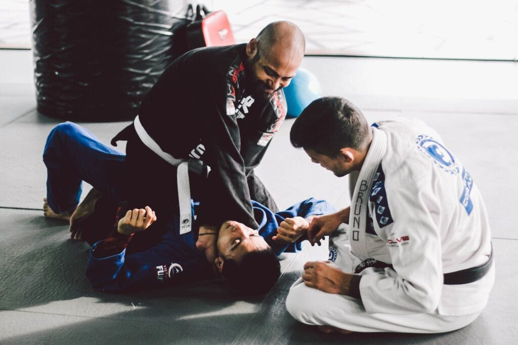 BJJ World Champion and ONE Superstar Bruno Pucci teaches BJJ at Evolve MMA.