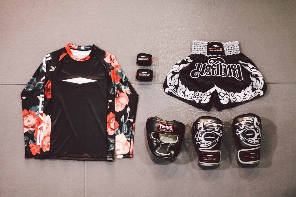 Get the most out of your training with Evolve Fight Gear!