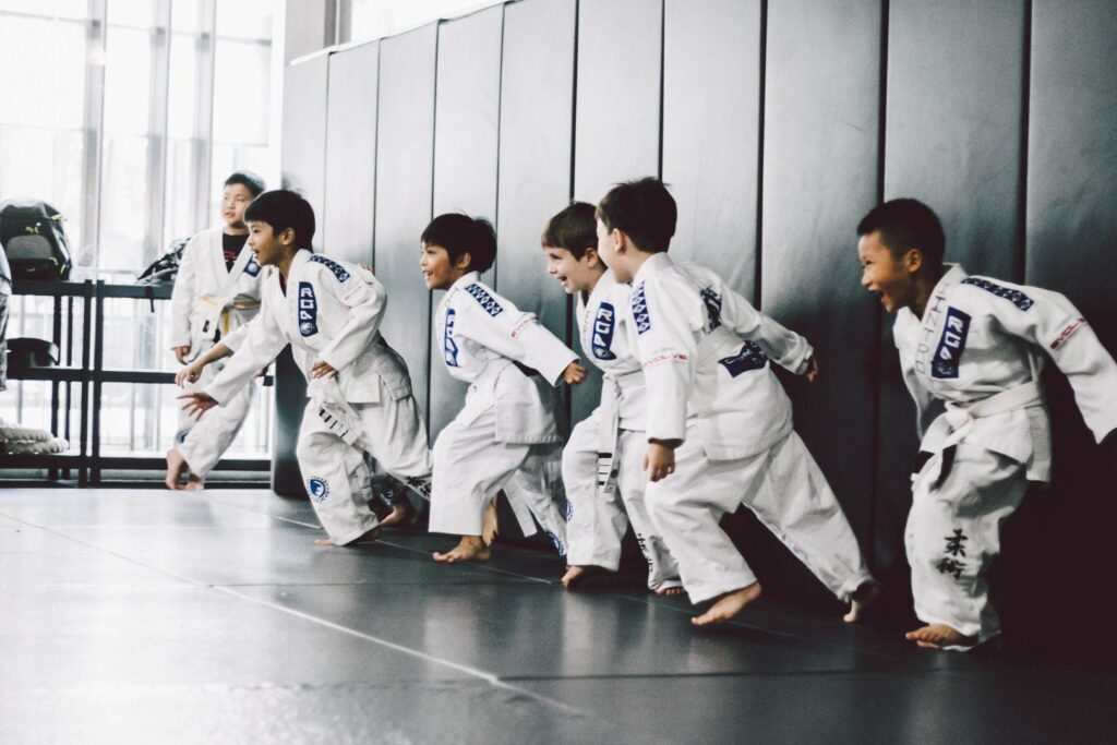 7 Ways Martial Arts Can Boost Your Child's Performance in School