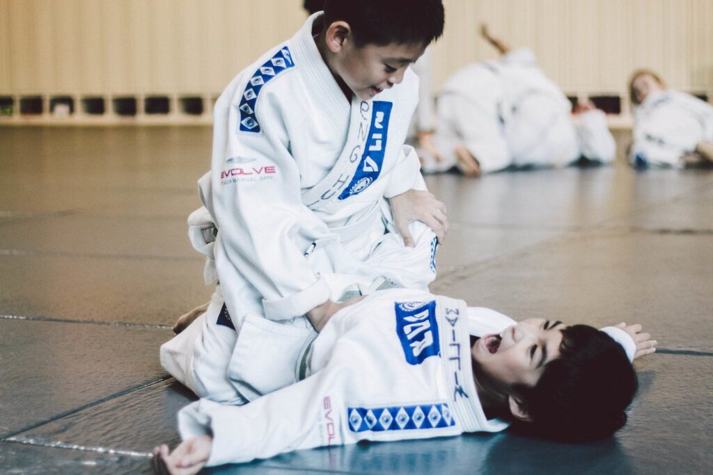 BJJ is a great way to bully-proof your kids.
