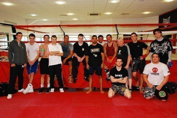 Gyms Around The World: London Shootfighters