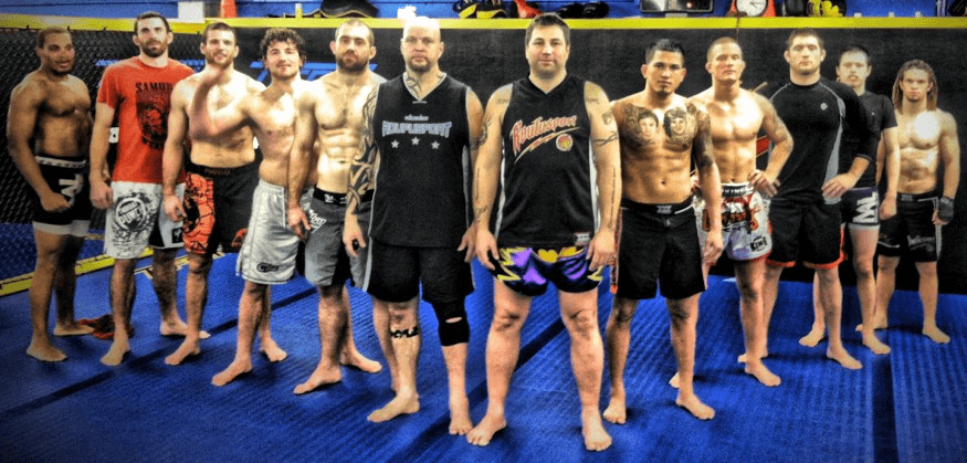 Gyms Around The World: Roufusport Mixed Martial Arts Academy