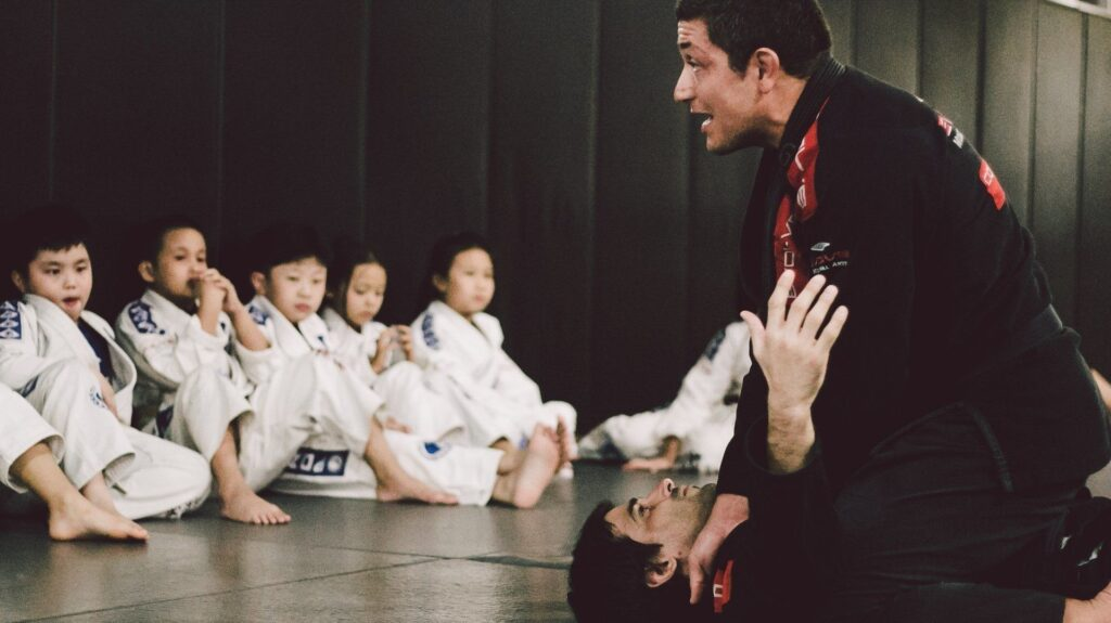 Martial Arts for defense against Bullying