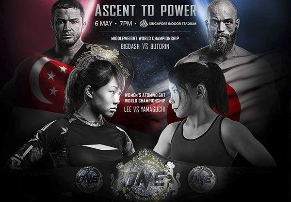 5 Reasons Why You Can't Miss Angela Lee's World Championship Title Fight on 6 May