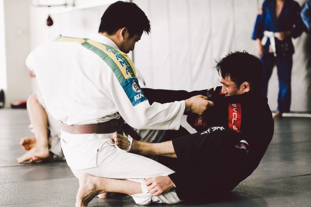 Training both gi and no gi Brazilian Jiu-Jitsu will make you a more well-rounded student.